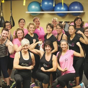 Ladies Workout Group